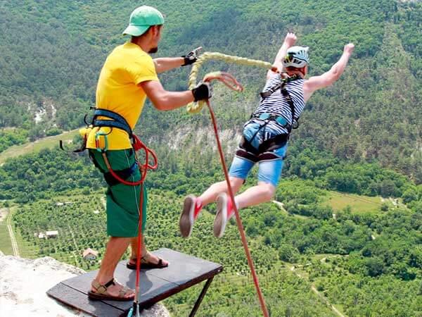 Kanpai Tourisme - Bungy Jump