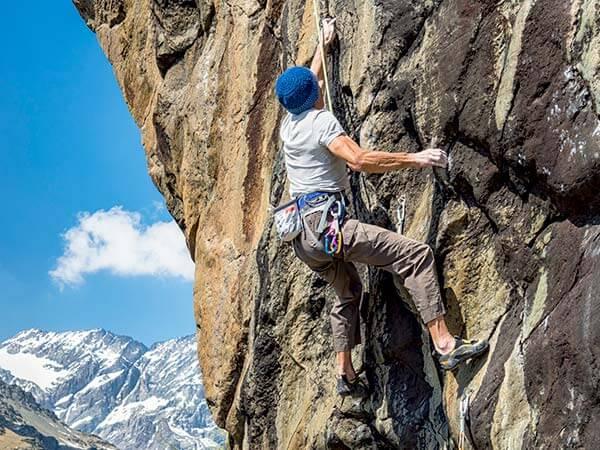 Kanpai Tourisme - Climbing