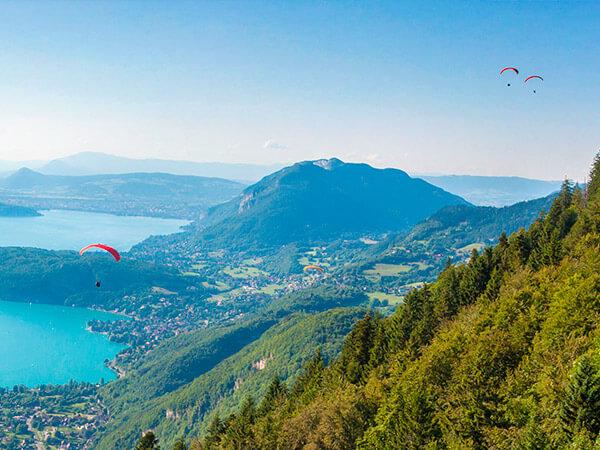 Kanpai Tourisme - Paragliding