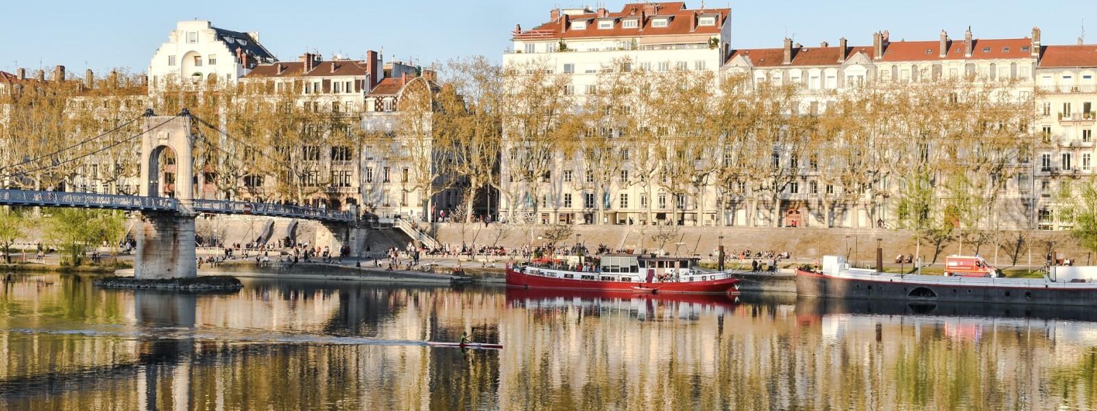Kanpai Tourisme - Lyon Panoramic Tour