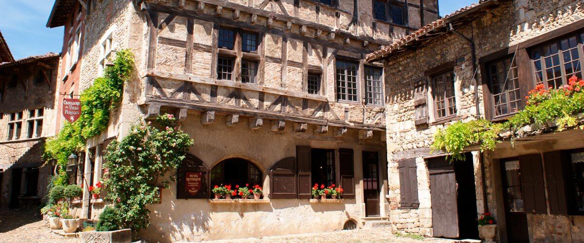 Beaujolais et Pérouges