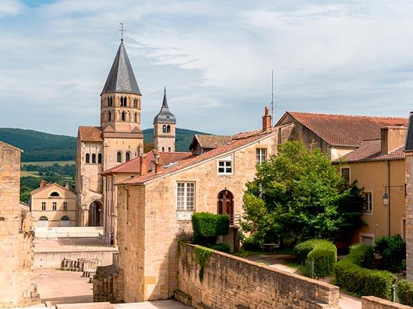 Kanpai Tourisme - Abbey of Cluny
