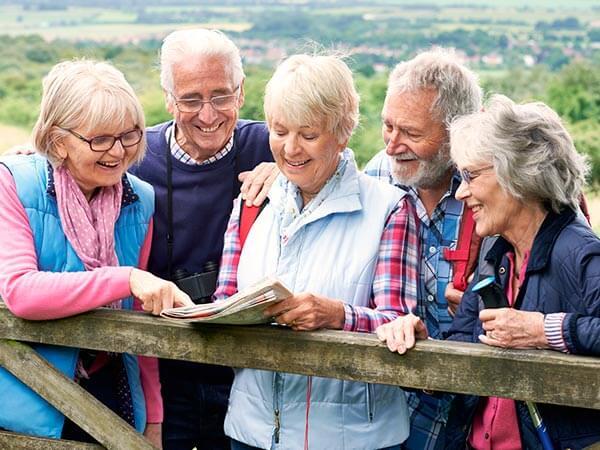 Kanpai Tourisme - Seniors & Retirees