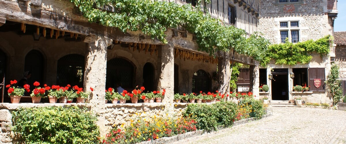 Perouges-Medieval-Town