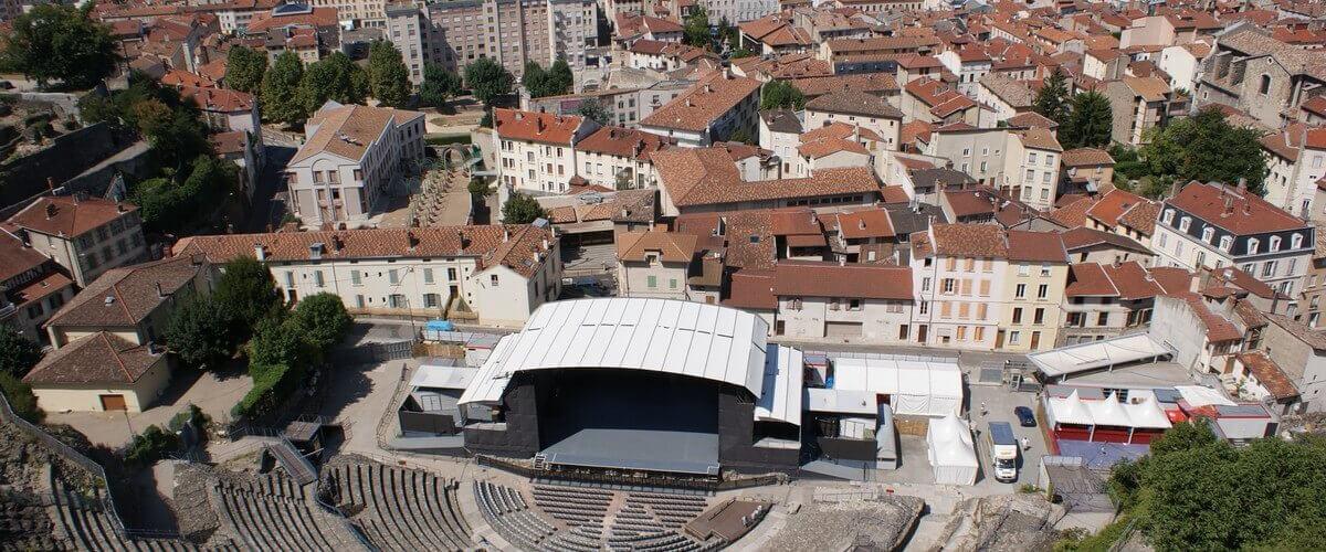 Roman Theatre Vienne