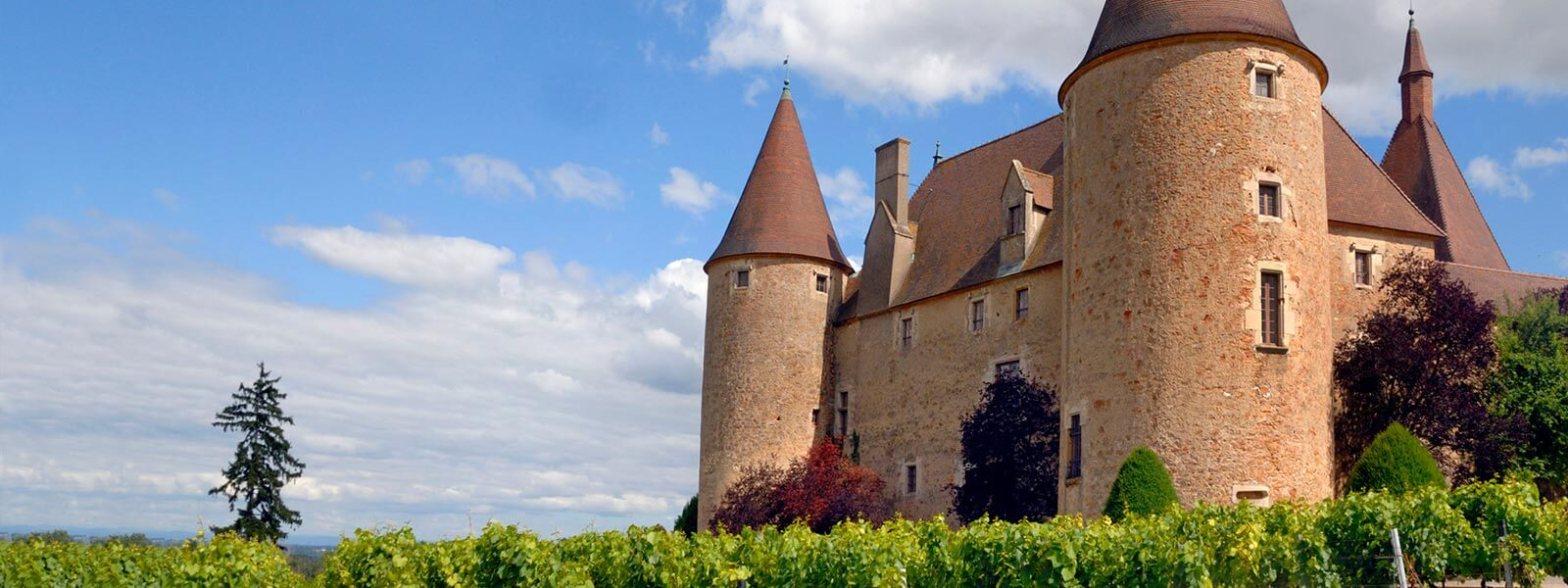 Kanpai Tourisme - Beaujolais Crus Wines & Castles - Afternoon