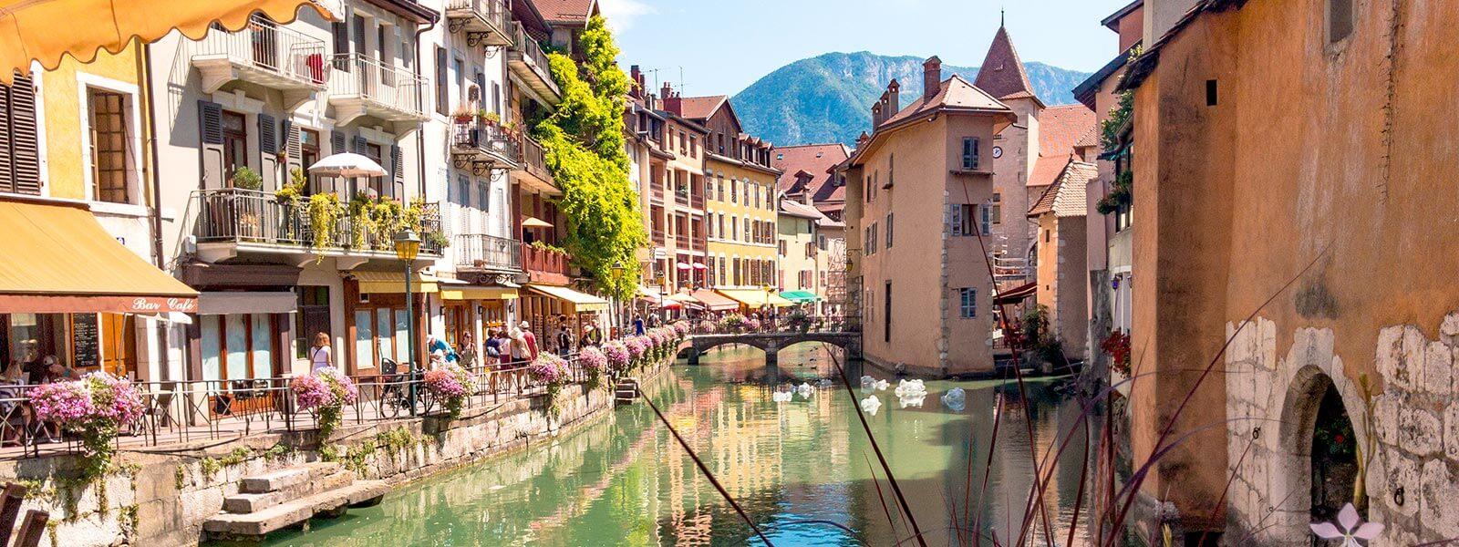 Kanpai Tourisme - Annecy & Pérouges