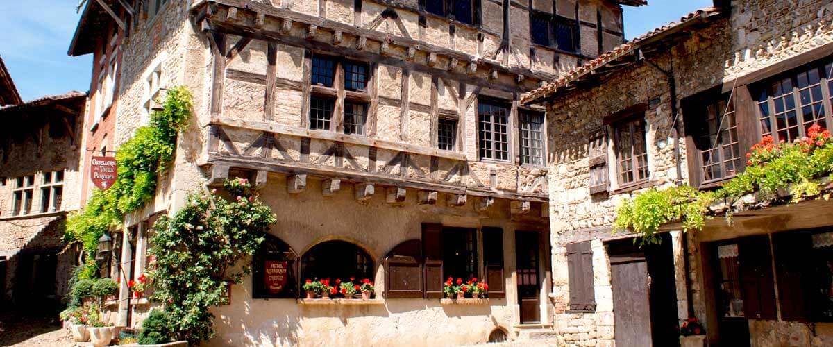 Annecy et Pérouges
