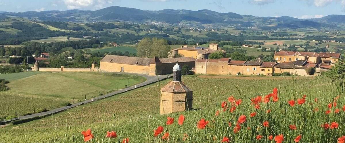 chateau-de-Bagnols-Beaujolais