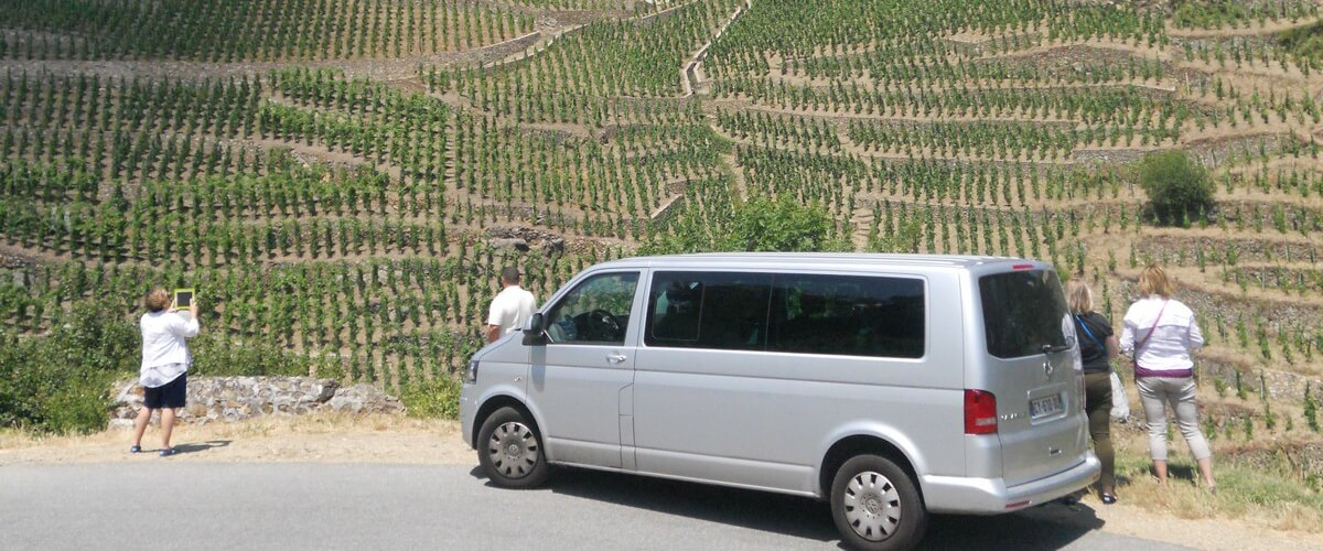 Cotes du Rhone Wine tour
