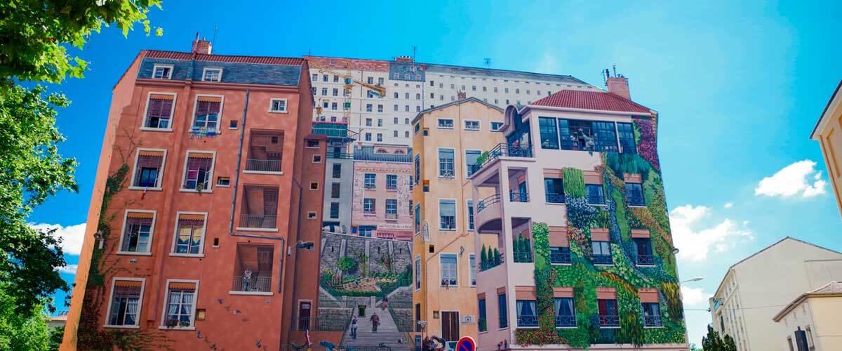 Visite panoramique de Lyon