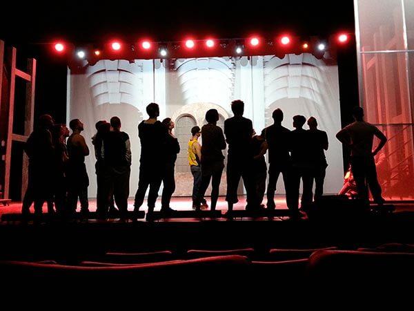 Kanpai Tourisme - Theatre