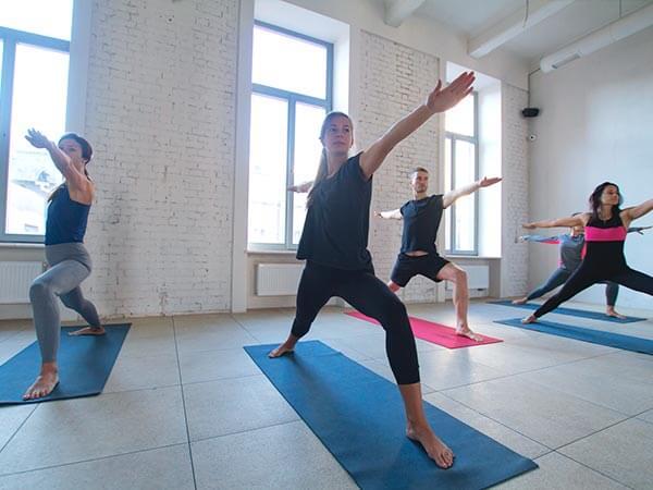 Kanpai Tourisme - Yoga