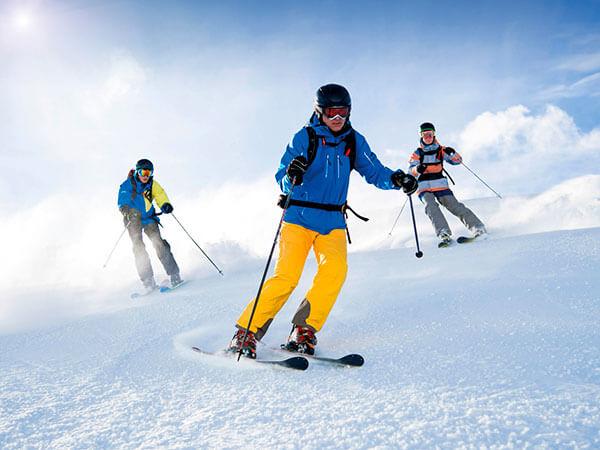 Kanpai Tourisme - Ski