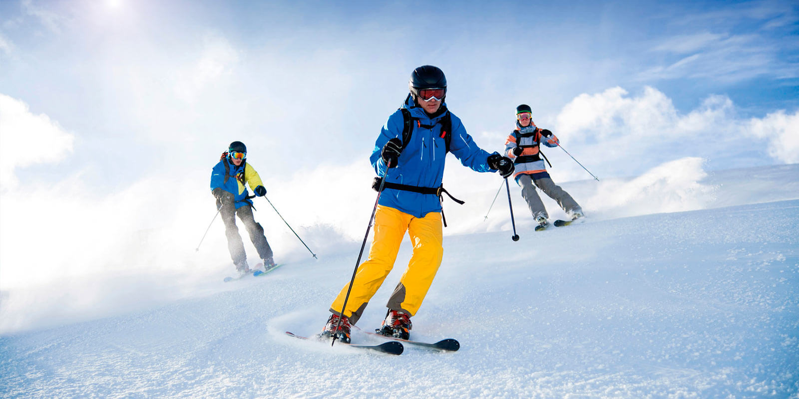 Kanpai Tourisme - Snow Activities